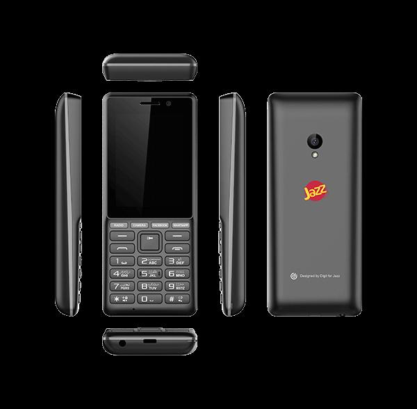 Jazz Digit – 4G, 512MB RAM